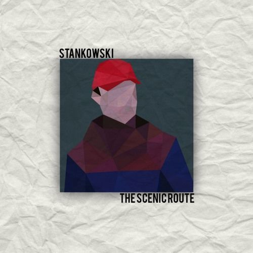 Stankowski - The Scenic Route,  Mixtape Cover Art