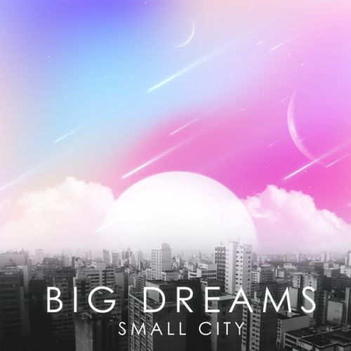 Steve Williams - Big Dreams, Small City,  Beattape Cover Art
