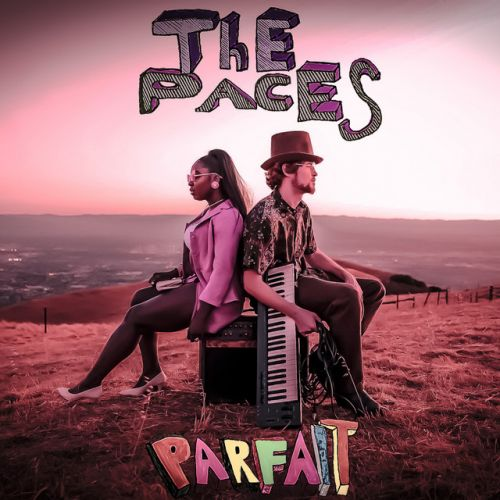 THE PACES - PARFAIT,  Album Cover Art