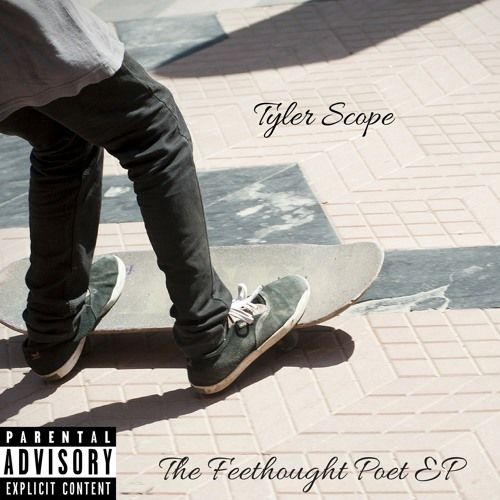 Tyler Scope - The Freethought Poet,  EP Cover Art