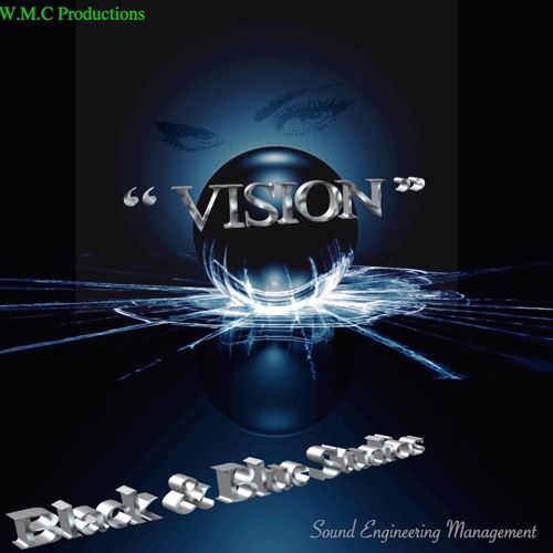 Vision - Vision,  Album Cover Art