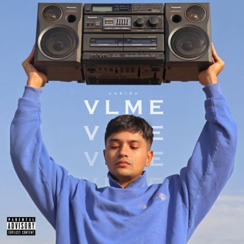 Vokido - VLME,  EP Cover Art