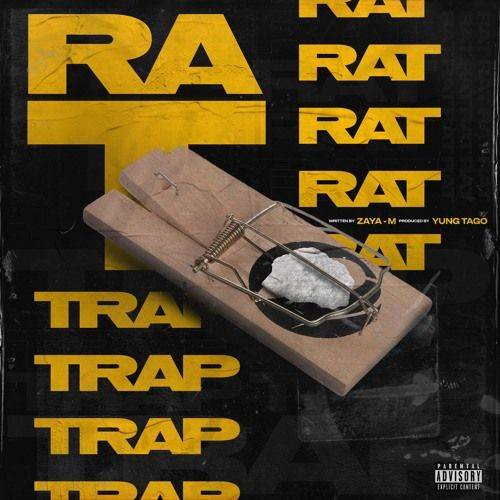 Zaya - M - Rat Trap,  Mix Cover Art